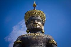 Stora Buddha. Fotografering för Bildbyråer