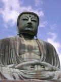 stora buddha japan Royaltyfria Bilder