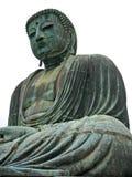 stora buddha japan Royaltyfri Foto