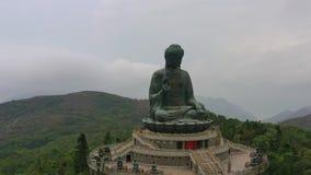 Stora buddha arkivfilmer