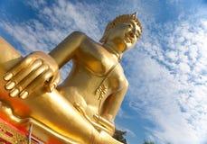 stora buddha pattaya thailand Arkivbilder