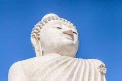 Stora buddha phuket Royaltyfria Foton