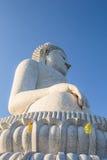 stora buddha phuket Royaltyfri Foto