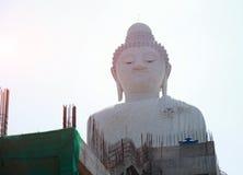stora buddha thailand Arkivbilder