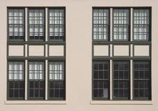 stora fönster Royaltyfri Fotografi