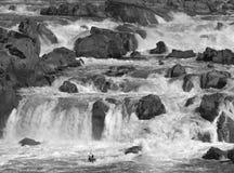 stora falls Royaltyfri Bild