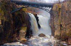 stora falls Royaltyfri Fotografi