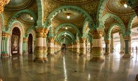 Stora Hall Ballroom Arkivfoto