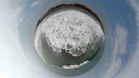 stora havwaves lager videofilmer