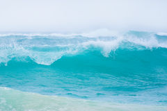 stora havwaves Arkivfoton
