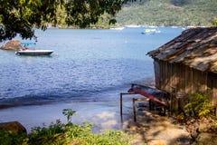 Stora Ilha Royaltyfri Foto