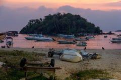 Stora Ilha Royaltyfria Bilder