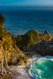 stora Kalifornien faller mcway sur Royaltyfria Foton