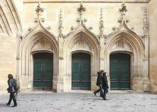 Stora Klocka av Bordeaux Royaltyfri Bild