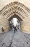 Stora Klocka av Bordeaux Arkivfoto