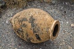 Stora lergodskrus arkivfoton