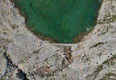 stora liggandebergberg Royaltyfri Foto