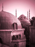 stora moskéer Royaltyfria Bilder