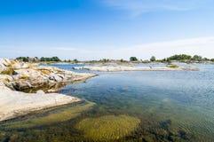 Stora Nassa Stockholm archipelago Stock Photography