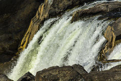 Stora nedgångar av Potomacen Royaltyfri Fotografi
