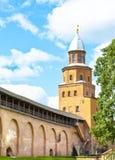 Stora Novgorod Arkivbild