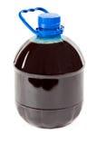 stora nya kvas för flaska Fotografering för Bildbyråer