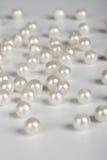 stora pärlor Arkivbilder
