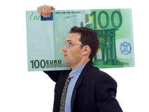 stora pengar Royaltyfria Foton