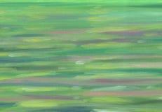 Stora penseldrag av textur för olje- målning waves för textur för hav för illustrationsdesign naturliga Royaltyfria Foton
