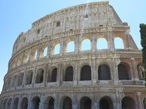 Stora Roman Colosseum Coliseum, Colosseo, Flavian Amphitheat Royaltyfri Fotografi