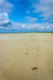 Stora Sandy Bay arkivbild