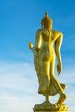 Stora stående buddha Royaltyfri Bild