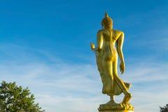 Stora stående buddha Royaltyfri Fotografi
