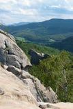 Stenar i bergen Royaltyfri Foto