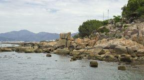stora stenar royaltyfri foto