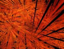 stora svarta flammastrålar för smäll Royaltyfri Fotografi