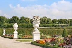 Stora trädgårdar, Herrenhausen, Hannover, lägre Sachsen, Tyskland Royaltyfria Bilder