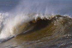 Stora vågor Royaltyfria Bilder