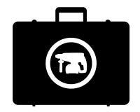 Storage bag drills Stock Photos