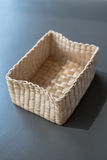 Storage Basket Stock Photo