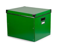 Storage box Royalty Free Stock Photography