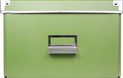 Storage box. Stock Photo