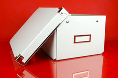 Storage Boxes Royalty Free Stock Images