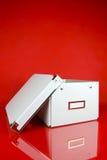 Storage Boxes Stock Image