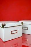 Storage Boxes Stock Photos