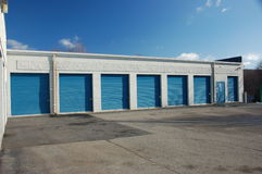 Storage building Stock Photos