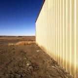 Storage building in Utah. Stock Image