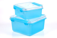 Storage Containers Stock Photo