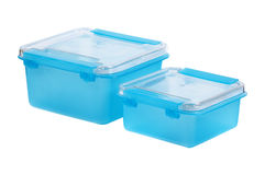Storage Containers Stock Image