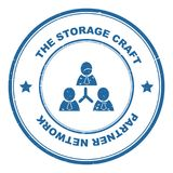 Storage craft partner network Stock Photography